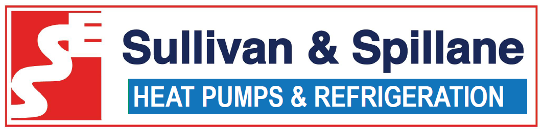 Sullivan and Spillane Heat Pumps and Refrigeration Logo
