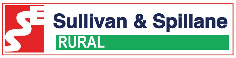 Sullivan and Spillane Rural Logo